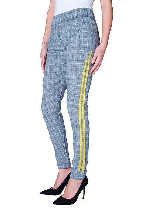 Pantalon-MILEY-sporty-check-1