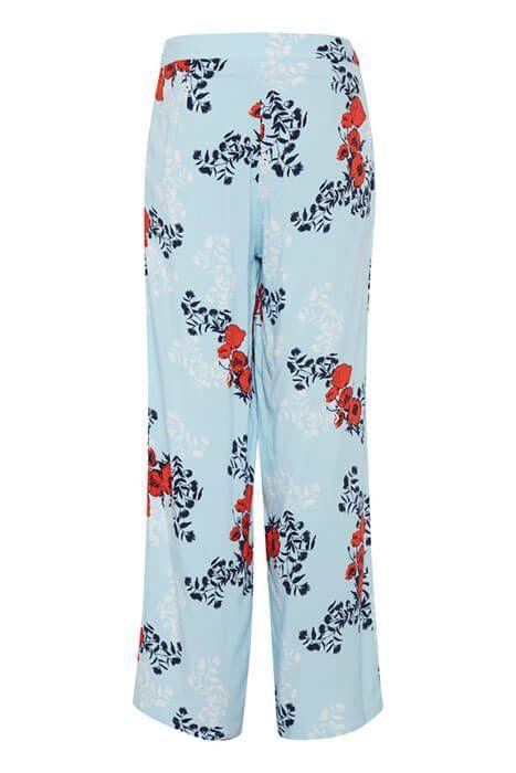 Pantalon-CLOSSA-azul-flores-ichi-1