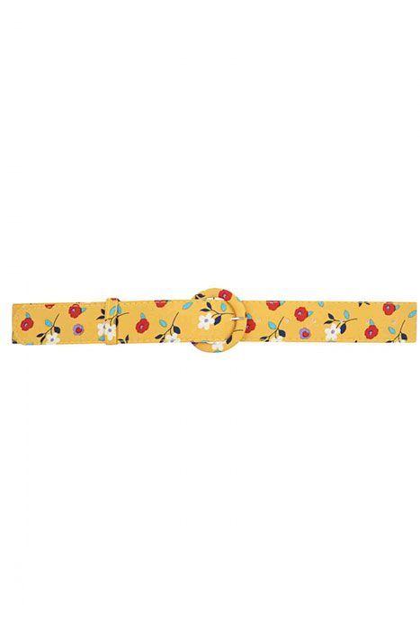 cinturon-FRANCO-amarillo-flores-WILD-PONY-2