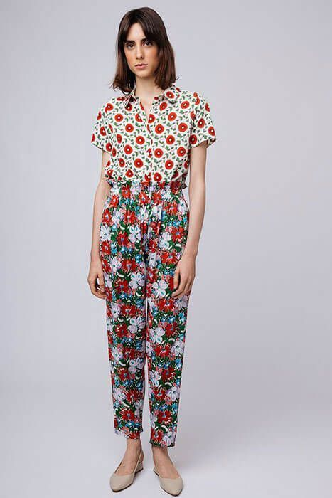 pantalon-ROSE-paper-bag-flores-compañia-fantastica
