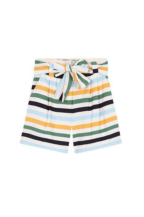 Shorts-BANANA-rayas