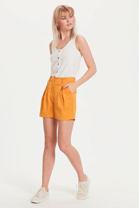 Shorts-INGRID-mostaza-ichi-2